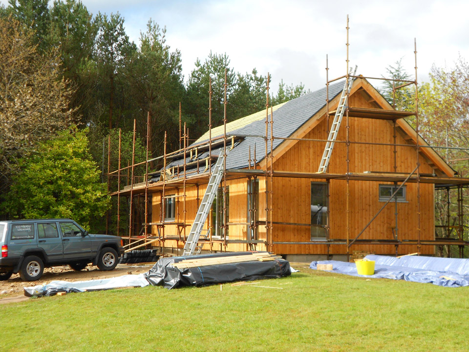 Modular homes timber frame affordable homes for Modular a frame homes