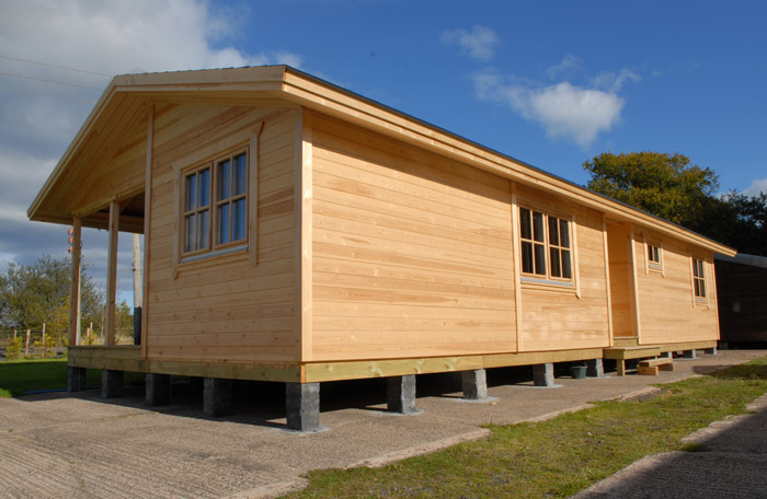 Modular home modular home timber frame for Modular a frame homes