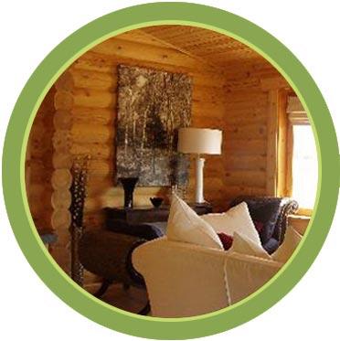 Log Cabins Log Home Scotland