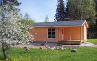 Granny Annex Log Cabin
